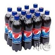 Pepsi 60cl Pet Drink 1 Pack Of 12 Bottles | Meals & Drinks for sale in Lagos State, Mushin