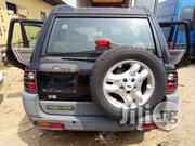 Tokunbo Land Rover Freelander 2003 Black | Cars for sale in Lagos State
