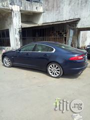 Jaguar XF 2010 Blue | Cars for sale in Lagos State, Amuwo-Odofin
