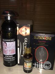 Glutathione Injection Lotion Set   Bath & Body for sale in Lagos State, Ojo