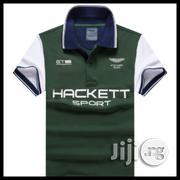 Hackett Sport T Shirt Original 42 | Clothing for sale in Lagos State, Surulere