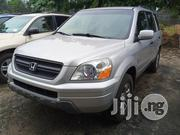 Honda Pilot 2005 Silver | Cars for sale in Rivers State, Port-Harcourt