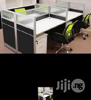 Imported Work Station By 4(Cubicles) | Furniture for sale in Lagos State, Ikorodu