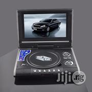 7.8'' LCD Portable DVD/TV Player | TV & DVD Equipment for sale in Lagos State, Ikeja
