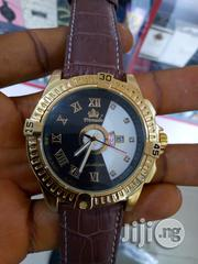 Promado Leather Watch For Men | Watches for sale in Rivers State, Port-Harcourt