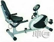 American Fitness Generic Recumbent Fitness Exercise Bike With Metre | Sports Equipment for sale in Cross River State, Calabar