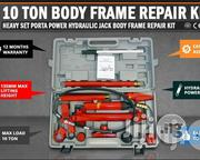 Hydraulic Frame Repair Kit 10ton (Body Jack) | Hand Tools for sale in Lagos State, Lagos Island