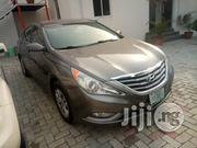 Hyundai Sonata 2012 Gray | Cars for sale in Lagos State