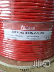 VISION-UK 1.5mm By 500 Meters Fire Alarm Cable | Safety Equipment for sale in Lagos State, Lagos Island