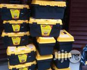 """Plastic Tools Box 18"""" 