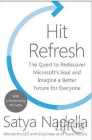 Hit Refresh Staya Nadella | Books & Games for sale in Lagos State, Surulere