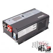Prag 4KVA-24V Pure Sine Wave Inverter-wall Mount-h + AC/DC Cables   Solar Energy for sale in Lagos State, Victoria Island