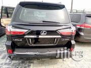Lexus LX570 2012 Black | Cars for sale in Lagos State
