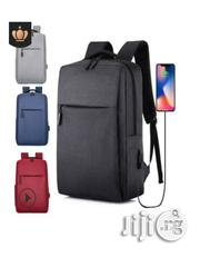 Invisible Zipper With USB Charging Backpack | Bags for sale in Lagos State, Surulere