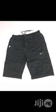 Original 48 Nike Joggers Shorts   Clothing for sale in Lagos State, Surulere