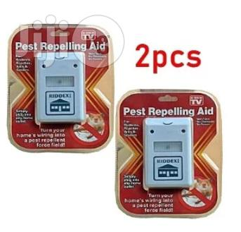 Riddex Electronic Pest Repelling Aid - 2 Pieces