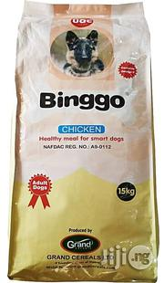 Binggo Adult 15kg Dog Food | Dogs & Puppies for sale in Oyo State, Ibadan