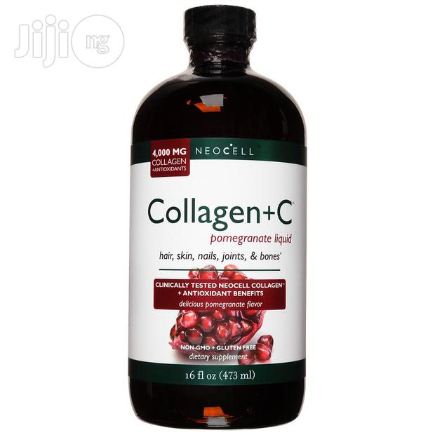 Neocell™ Collagen+C™ Pomegranate Liquid For Men And Women