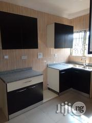 Wenge Finish HDF Kitchen Cabinet With Granite Top | Furniture for sale in Lagos State, Alimosho