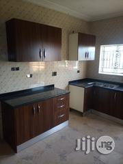 Wood Finish HDF Kitchen Cabinets With Granite Worktop | Furniture for sale in Lagos State, Alimosho