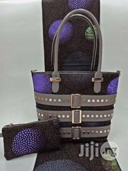 Gorgeous Ankara Bag With 6yards Wax and Purse Imported Xviii | Bags for sale in Osun State, Osogbo