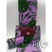 Gorgeous Ankara Bag With 6yards Wax and Purse Imported Xix | Bags for sale in Osun State, Osogbo