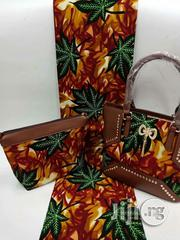 Exclusive Ankara Bags With 6yards Wax and Purse Imported Xvii | Bags for sale in Edo State, Benin City