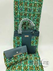 Exclusive Ankara Bags With 6yards Wax and Purse Imported Xviii | Bags for sale in Edo State, Benin City