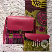 Exclusive Ankara Bags With 6yards Wax and Purse Imported Xix | Bags for sale in Edo State, Benin City