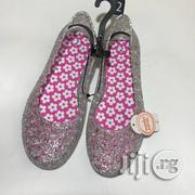 Girls Flat Jelly Shoes - US Size 12, 1,2,3 4   Children's Shoes for sale in Lagos State, Surulere