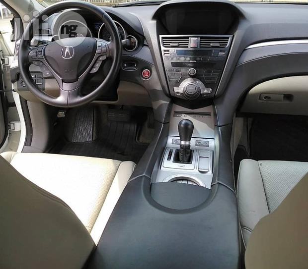 Acura ZDX 2012 White In Alimosho - Cars, Dee Hubbs