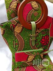 High Quality Imported Ankara Bags With 6yards Wax & Purse I | Bags for sale in Lagos State, Ikeja