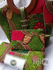 High Quality Imported Ankara Bags With 6yards Wax Purse Xv | Bags for sale in Anambra State, Onitsha