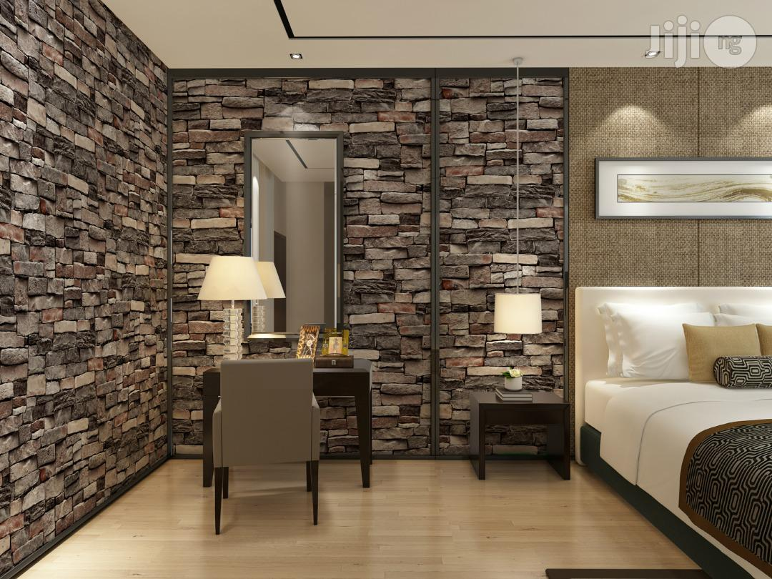 Sales Of Wallpaper And Installation