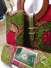 Get Imported Ankara Bags With 6yards Wax Purse | Bags for sale in Edo State, Benin City