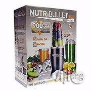 Nutribullet Magic Bullet Nutribullet Pro - 900 Watts - 15-piece Set | Kitchen Appliances for sale in Lagos State, Lagos Island