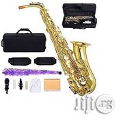 Yamaha Alto Sax Saxophone | Musical Instruments & Gear for sale in Lagos State, Ikeja