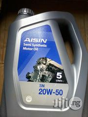 Aisin Semi Synthetic Premium Motor Oil | Vehicle Parts & Accessories for sale in Rivers State, Port-Harcourt