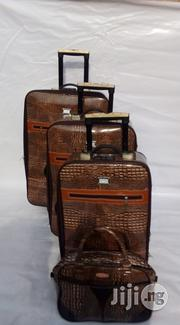 Honey Fancy Luggages 4 In 1   Bags for sale in Lagos State, Ikeja