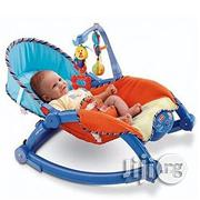 Fisher-price Fisher Price Baby Rocker With Vibrator - Multicolour | Children's Gear & Safety for sale in Lagos State, Lagos Island