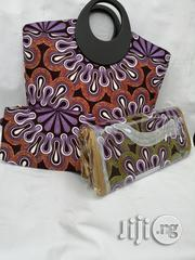 Italian Made Ankara Bags With 6yards Wax and Purse.Needed #Re-Seller/Bulk Buyers L | Bags for sale in Osun State, Osogbo