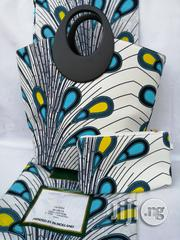 Affordable Ankara Bags With 6yards Wax & Purse | Bags for sale in Anambra State, Awka