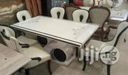 6 Seater Royal Marble Dining Table Set | Furniture for sale in Lagos State, Ajah
