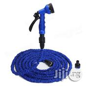 Expandable Garden Water Hose Kit 50 FT Kink Free Triple Latex -11568 | Garden for sale in Lagos State, Amuwo-Odofin