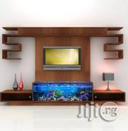 Customized Aquarium Into TV CONSOLE | Fish for sale in Abuja (FCT) State, Lugbe District