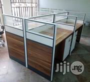 Workstation Four Seater's | Furniture for sale in Lagos State, Ajah