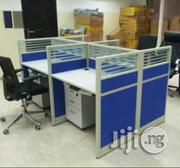 Quality, Workstation By Four With Mobel Drawer | Furniture for sale in Lagos State, Ajah