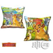 Disney Lion Guard Throw Pillow | Home Accessories for sale in Lagos State, Surulere