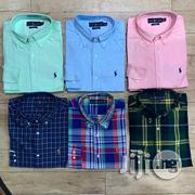 A- Polo Ralph Lauren and Lacoste Long Sleeve Shirts | Clothing for sale in Lagos State, Lagos Island