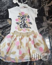 Bupper Kids Skirt and Blouse | Children's Clothing for sale in Lagos State, Ikeja